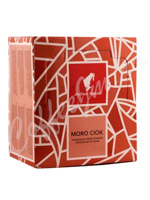 Горячий шоколад Julius Meinl Moro Ciok (Моро Шок) 50 пак. по 25 гр