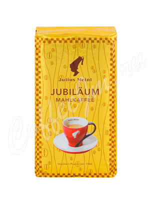 Кофе Julius Meinl (Юлиус Майнл) молотый Jubileum