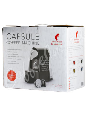 Кофемашина Julius Meinl под Nespresso